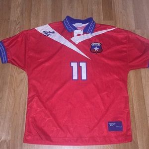 Vintage Chile National Team Jersey
